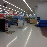 Photo taken at Walmart Supercenter by Lawrence W. on 7/29/2013