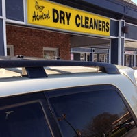 Photo taken at Admiral Dry Cleaners by Lawrence W. on 4/30/2014