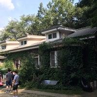Photo taken at Underwood family hall by Nam-kyu C. on 8/29/2015