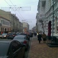 Photo taken at Вулиця Сумська / Sumska Street by Yulia B. on 11/13/2012