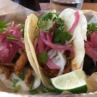 Photo taken at El Taco Truck Taqueria by Tony L. on 7/5/2016