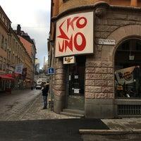 Photo taken at Gamla Brogatan by Tony L. on 2/21/2016