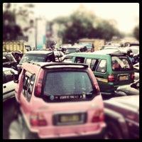 Photo taken at Jalan Suci by Fernando M. on 10/25/2012