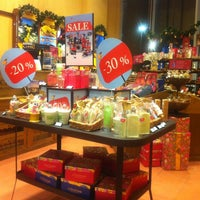 Photo taken at L'Occitane en Provence by Nicole on 1/11/2013