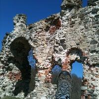 Photo taken at Daugavas Dabas Parks by In F. on 4/19/2014