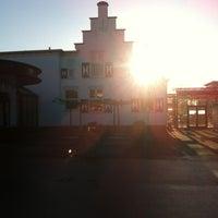 Photo taken at Van der Valk Hotel Leiden by Ingrid S. on 11/22/2012