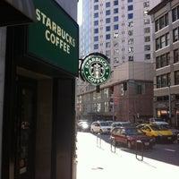 Photo taken at Starbucks by Ingrid S. on 1/12/2013