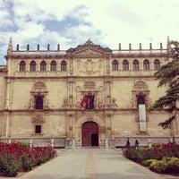 Foto tomada en Universidad de Alcalá por Jorge G. el 6/9/2013