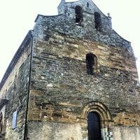 Photo taken at Iglesia Santiago Apostol by Gabriel M. on 3/29/2013