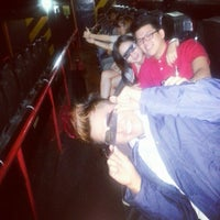 Photo taken at 4D Motion Master Theatre by Ai X. on 11/9/2012
