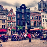 Photo taken at Ghent by Julien D. on 8/10/2013
