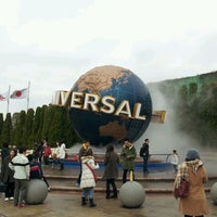 Photo taken at Universal Studios Japan by chiaki_k on 12/15/2012