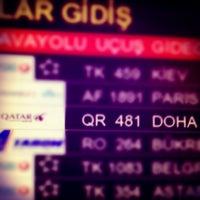 Photo taken at Gate 217 by Emir E. on 1/5/2013