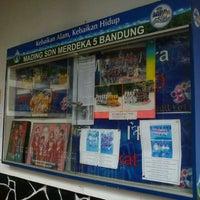 Photo taken at SDN Merdeka 5 Bandung by okhass s. on 12/19/2012