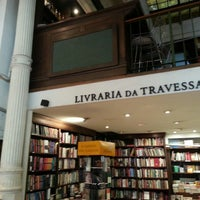 Foto tirada no(a) Livraria da Travessa por Osvaldo J. em 5/8/2013
