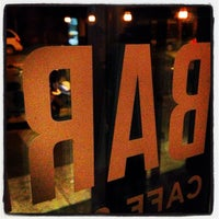 Photo taken at Bar Bambino by Marcus C. on 1/1/2013