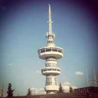 Photo taken at Thessaloniki by Evan P. on 4/4/2013