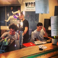 Photo taken at WPRB 103.3 FM by Patrick O. on 6/26/2013