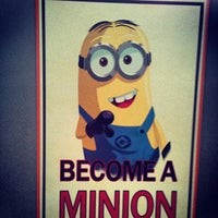 Photo taken at Despicable Me: Minion Mayhem by Ivan P. on 11/28/2012