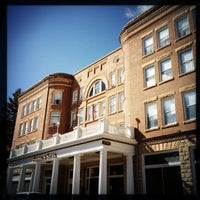 Photo taken at Silverado Franklin Historic Hotel & Gaming Complex by Katy G. on 10/6/2012