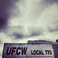 Photo taken at UFCW Local 770 by Rudy E. on 12/19/2013