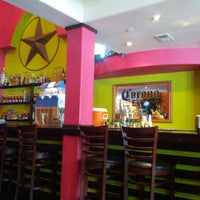 Photo taken at Prickly Pear Taqueria by Joel J. on 5/20/2013