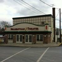 Photo taken at Sellersville Theater 1894 by Josh C. on 2/6/2013