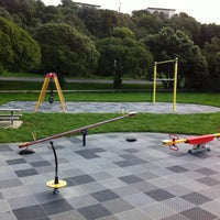 Photo taken at Monorgan Road Play Area by Sonia on 5/22/2013