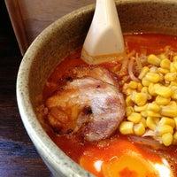 Photo taken at Ramen Setagaya by Billy S. on 3/24/2013