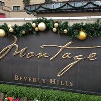 Photo prise au Montage Beverly Hills par Викуля le12/4/2012