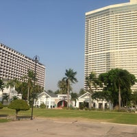 Photo taken at Ambassador City Jomtien Hotel by Ольга Б. on 1/4/2013