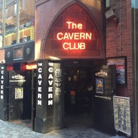 Photo taken at The Cavern Club by David O. on 3/13/2013