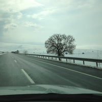 Photo taken at Konya - Ankara Yolu by Samet K. on 2/28/2013