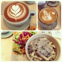 Photo taken at RAW Coffee by Joslyn L. on 7/11/2013