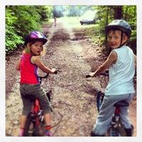 Photo taken at Parc Mont-Tremblant Sect. De la Diable by Julie R. on 6/24/2013