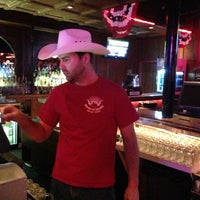 Photo taken at Round-Up Saloon and Dance Hall by Roger H. on 6/22/2013