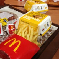 Photo taken at McDonald's by Sebastian B. on 2/24/2013