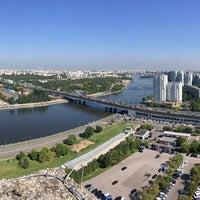 Photo taken at БЦ «Нагатинский» by Igor M. on 9/4/2017