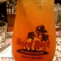 Photo taken at Hard Rock Cafe Baltimore by Michael L. on 4/16/2013