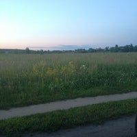Photo taken at Поле🍀🌾 by Алёна М. on 6/19/2013