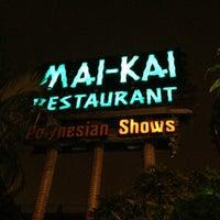 Photo taken at Mai-Kai Restaurant and Polynesian Show by Kurt W. on 2/16/2013