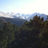Photo taken at Çam Dağı by Emre O. on 4/27/2013