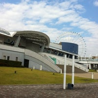 Photo taken at Port of Nagoya Public Aquarium by Hideki M. on 11/1/2012