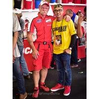 Photo taken at Media Centre | Sepang International Circuit by Firman M. on 10/26/2014