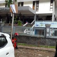 Photo taken at SD Istiqamah by katrin p. on 11/13/2014
