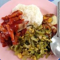 Photo taken at โรงอาหาร อาคารองค์การนักศึกษา (อมช.) by Planpan N. on 1/19/2013