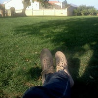 """Photo taken at Parco Orleans """"Ninni Cassarà"""" by Giulio D. on 10/19/2012"""