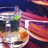 Photo taken at cafe madeleine by Piret B. on 11/21/2014