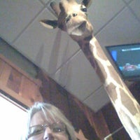 Photo taken at Ole's Big Game Steakhouse by Cathy R. on 2/28/2013