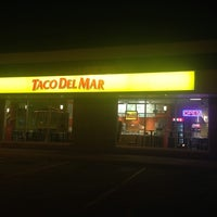Photo taken at Taco Del Mar by Richard on 9/3/2013